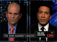 Click to view Larry King Live: Mike and Dr. Sanjay Gupta
