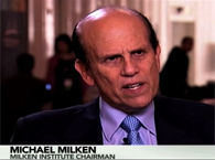 Click to view Bloomberg interviews Mike