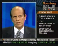 Click to view Bloomberg TV: Mike on Absenteeism and Presenteeism
