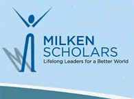Click to view Milken Scholars: Lifelong Leaders for a Better World