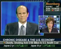 Click to view Mike Discusses Chronic Disease on Bloomberg TV